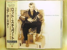 CD/Japan- ROD STEWART A Apanner In The Works +1 bonus trk w/OBI RARE WPCR-200 #SoftRockClassicRock