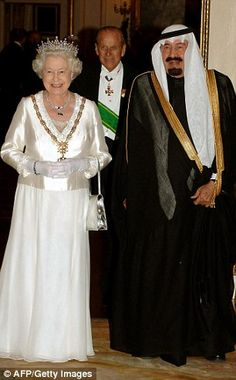 and the 2007 visit from King Abdullah of Saudi Arabia, both seen her at their Buckingham P...