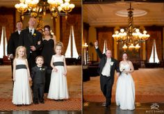 Wedding Day | Bride & Groom | Reception | Love | Winter Wedding | Saratoga | Canfield Casino © Matt Ramos Photography