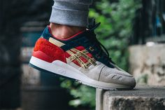 "CONCEPTS X Asics Gel Lyte III ""Boston Tea Party"" 1"