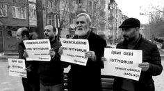 Her gün işleri için eylem yapan KHK mağduru KESK'liler 227 lira cezayla eve dönüyorlar
