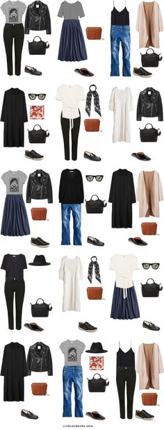 If you are wondering what to pack for France in autumn for 12 days, you can see some ideas here. What to Pack for France Packing Light List Outfit Options | What to pack for the Europe l | What to Pack for autumn | Packing Light | Packing List | Travel Light | Travel Wardrobe | Travel Capsule | Capsule |