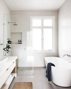 """1,075 Likes, 18 Comments - Armadillo & Co (@armadilloandco) on Instagram: """"Rise and shine! You'd wake up feeling like a brand new person in this bathroom with our Nest Weave…"""""""