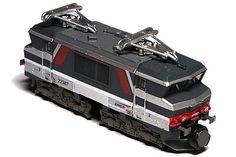 Bトレ SNCF(フランス国有鉄道)BB22200