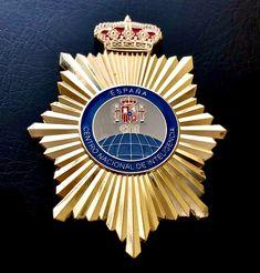 Spain (Europe), Secret Service badge
