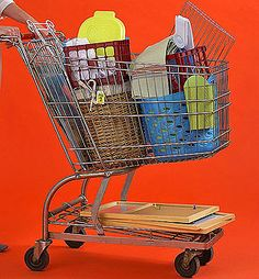 List of dollar store finds to organize office, kids closet or craft closet.
