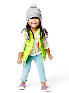 Baby Clothing: Toddler Girl Clothing: We ♥ Outfits | Gap | Baby ...