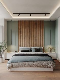 Modern Luxury Bedroom, Master Bedroom Interior, Bedroom Furniture Design, Modern Bedroom Design, Home Room Design, Master Bedroom Design, Luxurious Bedrooms, Home Decor Bedroom, Home Interior Design
