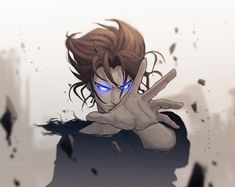 Almin angry
