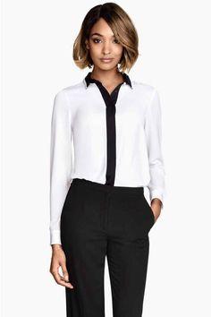 Long sleeves shirt, H&M