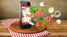 aplicaciones de cocina y recetas