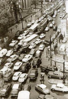 centro de São Paulo - década de 60