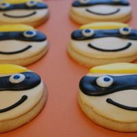 SuperHero cookie incentives for kids that hit their reading goals?