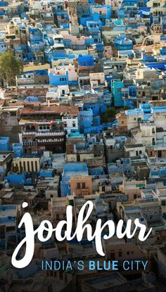 A photo essay about the streets and people of the Blue City of Jodhpur, Rajasthan, one of India's most famous cities, and our favorite city in Rajasthan. India Travel Guide, Asia Travel, Places To Travel, Travel Destinations, Places To Visit, Jodhpur, Agra, Travel Guides, Travel Tips