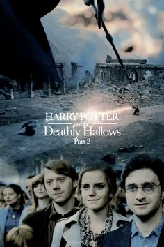 Harry Potter and the Deathly Hallows - alternate movie posters part 2