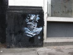 C215 'Begging Hands' by Romany WG, via Flickr