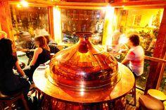 The Porterhouse pub, Temple Bar, Dublin (Ireland) - http://www.theporterhouse.ie/bars-dublin-temple.php