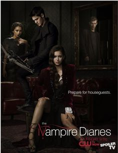 The Vampire Diaries - Season 4 - Misc - Feb Sweeps Artwork - vampirediaries