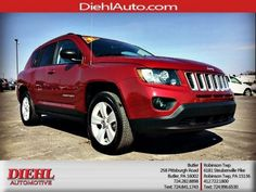 Cars for Sale: Certified 2014 Jeep Compass in Sport, Butler PA: 16002 Details - Sport Utility - Autotrader