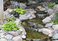 Water Features - Landscaping and Landscape Design for Patio, Retaining Wall, Backyard and