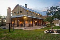Converted buildings on pinterest morton building barns Converted barn homes for sale in texas