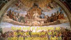 Gregorian Chant - Adoremus in Aeternum