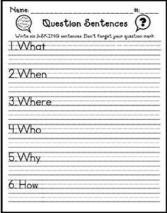 1000 images about sentences on pinterest punctuation worksheets and the sentence. Black Bedroom Furniture Sets. Home Design Ideas