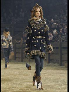 La collection Paris-Dallas de Chanel