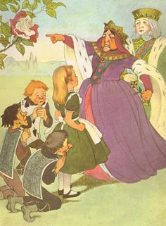 Marjorie Torrey   ILLUSTRATION | Alice in Wonderland