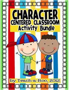 Top rated Character Counts/ Character Ed Unit for teaching good character! $