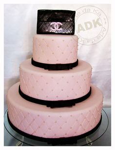 Torta de Boda Chanel Artedaka