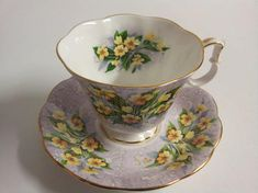 Royal Albert Bone China England Festival Series Adelphi Tea Cup and Saucer Set In very good condition, no chips, no cracks, no damage at all, beautiful Royal Albert bone china England teacup and saucer set, Festival Series Adelphi pattern. Please Note: The items I sell are not