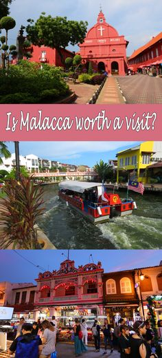 Is Malacca worth a visit? Our thoughts  #Malacca #Melaka #Malaysia