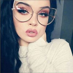 We have THE FLYEST sunglasses on the net Try these Over Sized Cat Eye  http://www.lovekikou.com/products/over-sized-cat-eye?utm_campaign=crowdfire&utm_content=crowdfire&utm_medium=social&utm_source=pinterest