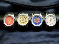 Buddhism Mantra watches