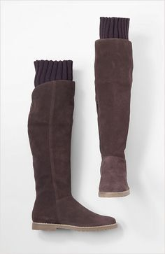 dac5c2e1b Sweater cuff boots from J Jill. Now