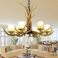 Deer antler chandelier things for ray pinterest deer antler deer antler chandelier things for ray pinterest deer antler chandelier deer antlers and antlers aloadofball Choice Image