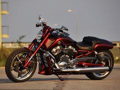 '10 Harley-Davidson V-Rod VRSCF Muscle