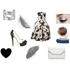 """Party"" by alinebrehier on Polyvore"