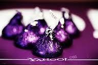 Snack idea for N's purple birthday Purple Birthday, Activity Ideas, 50th, 1 Year, Birthday Parties, Amethyst, Activities, Texture, Crystals