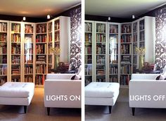 I really like Making It Lovely's explanation on how to photograph your house the right way.