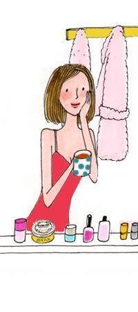 Mode-Beauté - My Little Paris Paris Illustration, French Illustration, Beauty Illustration, Art Sketches, Art Drawings, Little Paris, Coffee Art, Iced Coffee, Coffee Shop