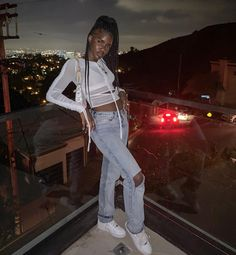 """Eva Apio👼🏾 on Instagram: """"i've been living off chic fil-a HiC , don't know what imma do when i leave 😔"""" Black Sistas, Black Girl Fashion, Instagram Models, Fashion Killa, Cute Tops, Fitness Fashion, Casual Looks, Cute Outfits, Normcore"""