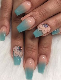 28 Cute Summer Seasons' Nail Art Designs for 2018. Browsing for best nail art designs to wear in summer season 2018? Dont worry at all, just visit here to pick up best designs for long and short nail arts and nail designs to show off in year 2018. As you know there are so many options in nails arts and designs which you may use to wear for best beauty results in 2018. #summernaildesigns