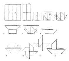 traditional-origami-magic-boat
