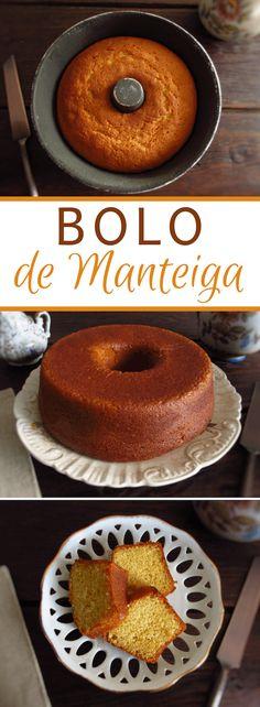 Bolo de manteiga | Food From Portugal