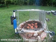 Ghetto Grill #Funny omgah really??