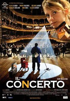 Poster de El concierto
