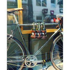 We #definitely need this for the bikes   #superfunny #bikeaccessories #accessories #biking #bikerlife #iampopcorn #followmeto #copenhagen #visitdenmark #justperfect #beer #beerhacks #ifyoudrink #beerlover