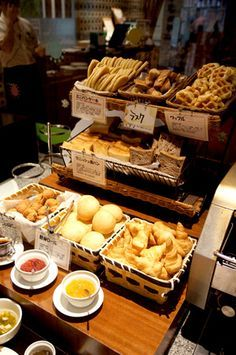 buffet food display ideas - Google Search